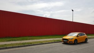 Test FORD Focus ST (3)