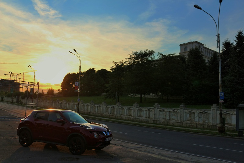 Nissan Juke – un răsfățat al segmentului