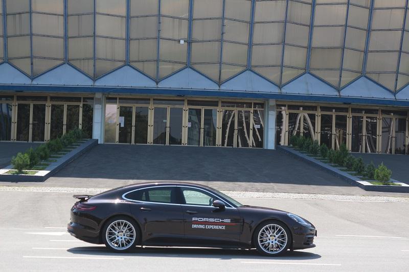 Porsche Panamera – redefinire