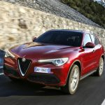Goodyear Eagle F1 Asymmetric 3 SUV, aleasa pentru Alfa Romeo Stelvio