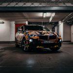 Primele imagini cu BMW X2