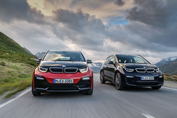 Noile BMW i3 şi BMW i3s