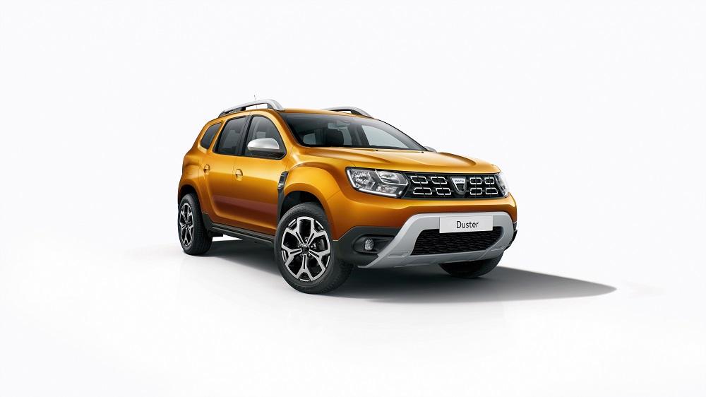Dacia a prezentat noua generație Duster