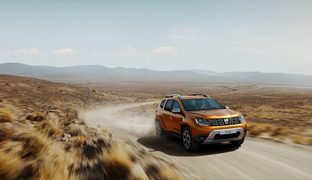 Dacia propune o ediție limitată a Noului Duster care va putea fi achiziționată exclusiv online