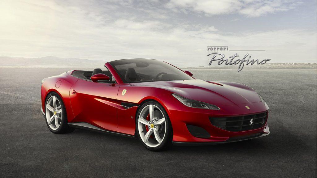 Ferrari a prezentat noul Portofino
