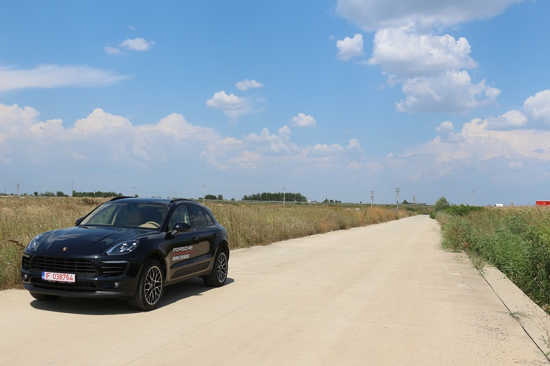 Porsche Macan – entry level, dar tot SUV de top