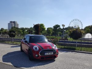 Test MINI Cooper S 5 usi (2)