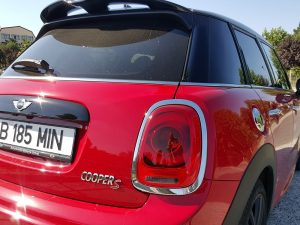 Test MINI Cooper S 5 usi (5)