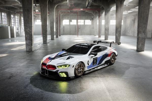 O nouă legendă: noul BMW M8 GTE