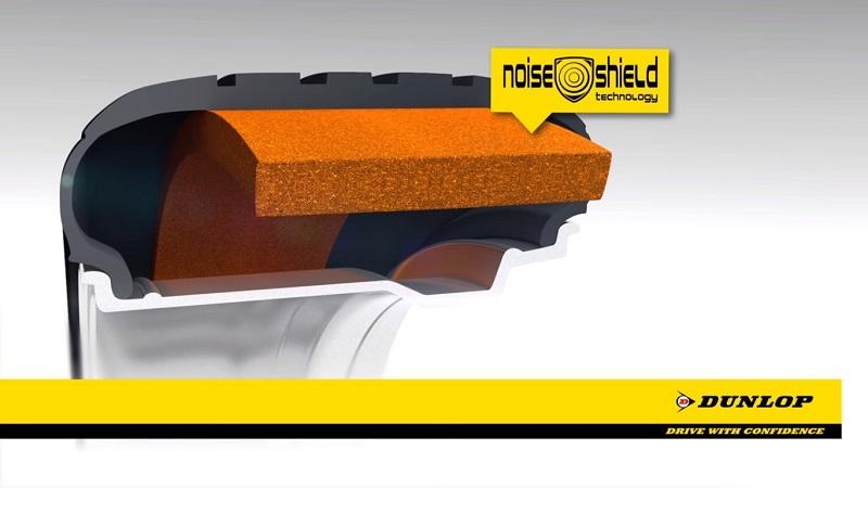 Dunlop NoiseShield