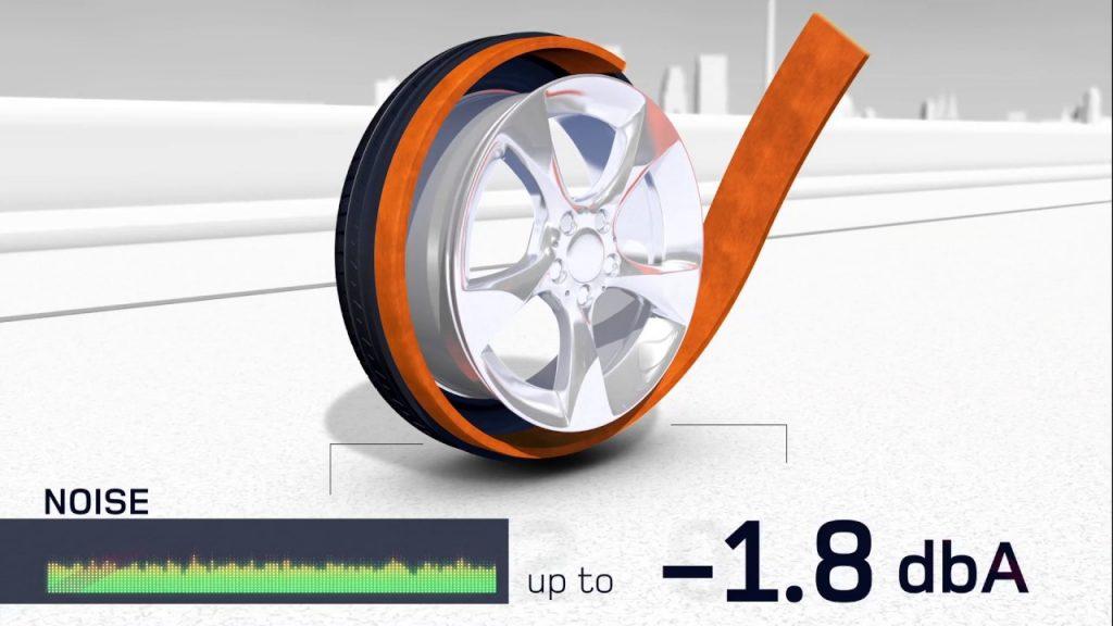Tehnologia Dunlop Noise Shield este extinsă în gama de anvelope de iarnă de la Dunlop