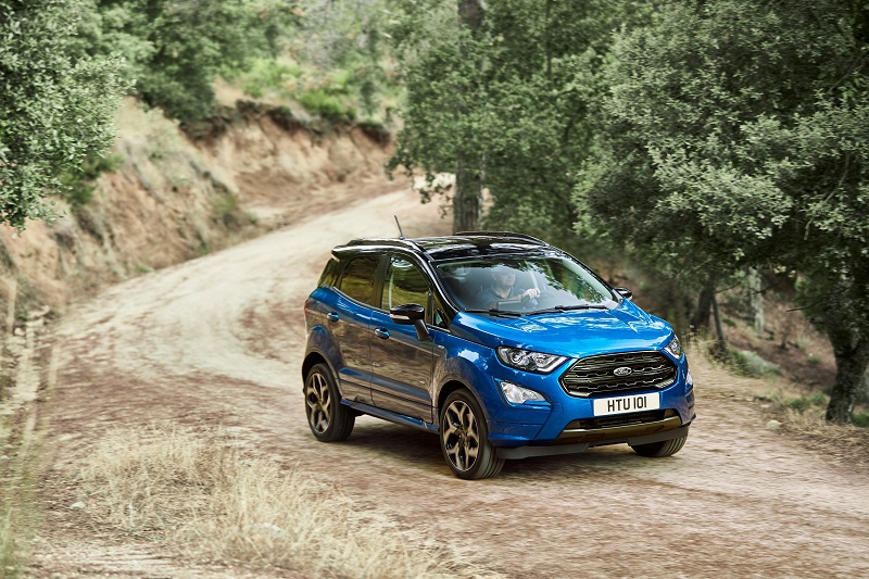 Ford a dezvăluit azi noul EcoSport. Modelul va fi produs la Craiova