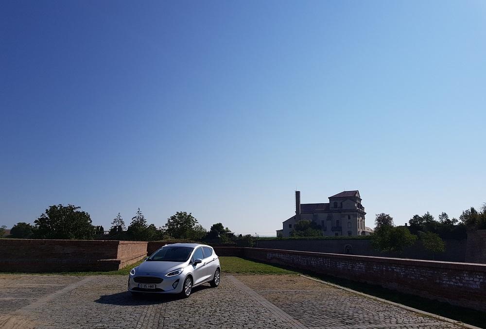 Am testat în premieră noul Ford Fiesta