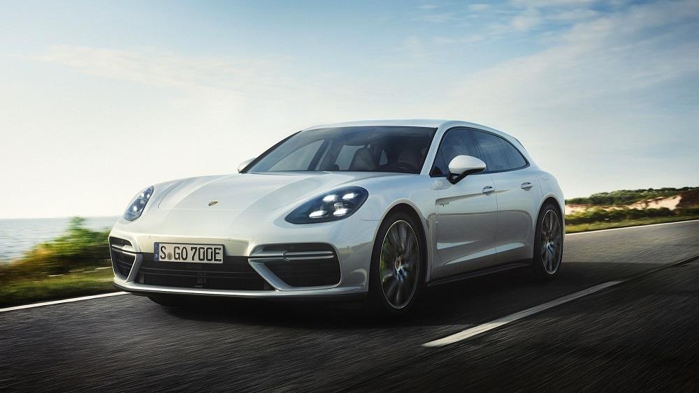 Porsche Sport Turismo devine plug-in hybrid
