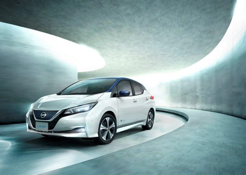 Primul premiu câștigat de electrica Nissan Leaf