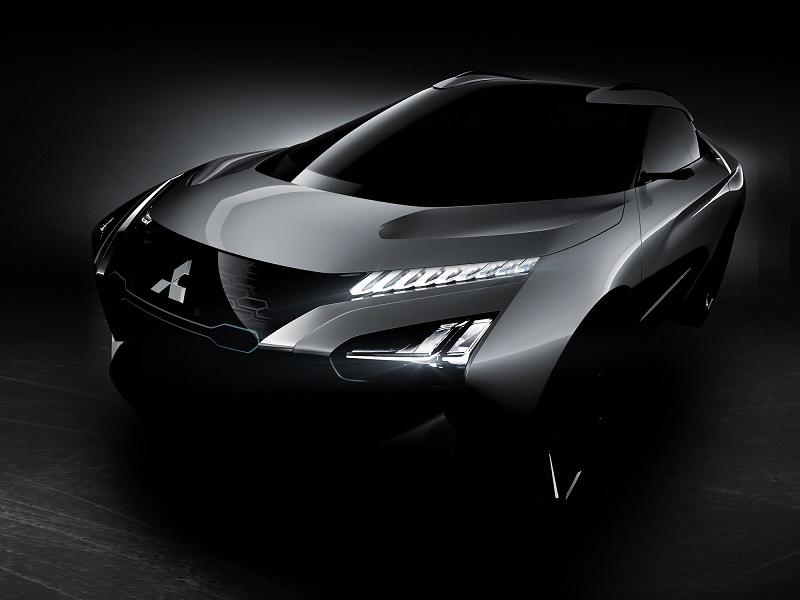 Mitsubishi va prezenta e-EVOLUTION CONCEPT