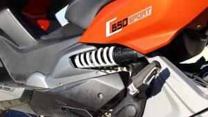 BMW Motorrad c650 sport (6)