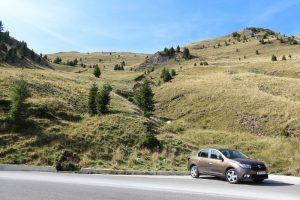 Dacia Logan pe TransBucegi (13)