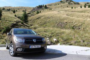 Dacia Logan pe TransBucegi (14)