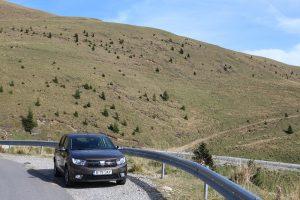Dacia Logan pe TransBucegi (18)