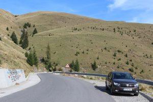 Dacia Logan pe TransBucegi (19)
