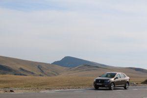 Dacia Logan pe TransBucegi (5)