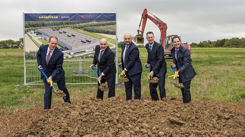 Goodyear anunță o nouă unitate de producție în Luxemburg