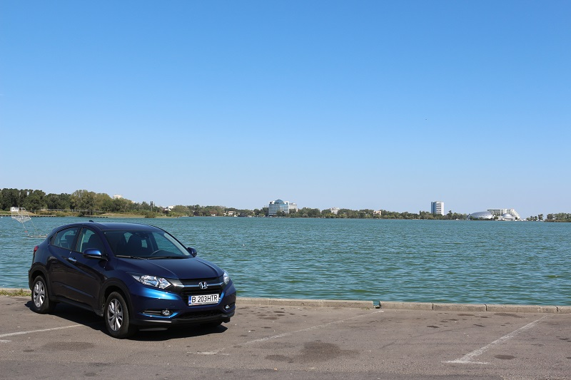 Honda HR-V – newcomer japonez
