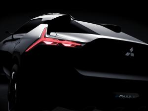 Mitsubishi e-EVOLUTION CONCEPT @ 2017 TMS