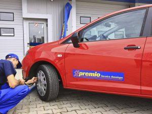 Presiune in pneuri