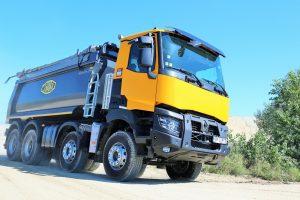 Test Renault Trucks K460 (12)