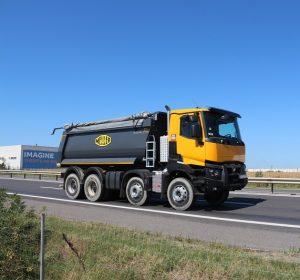 Test Renault Trucks K460 (5)