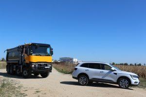 Test cu Renault Koleos (1)