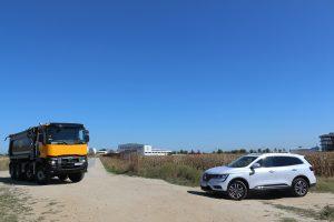 Test cu Renault Koleos (2)