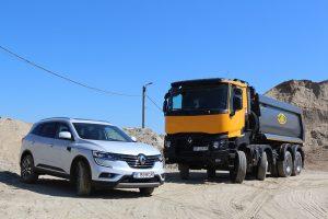 Test cu Renault Koleos (3)