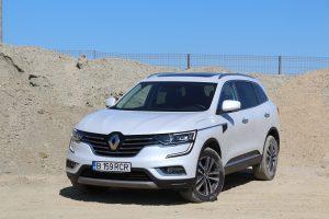 Test cu Renault Koleos (5)