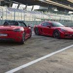 Porsche a prezentat noile modele  718 GTS