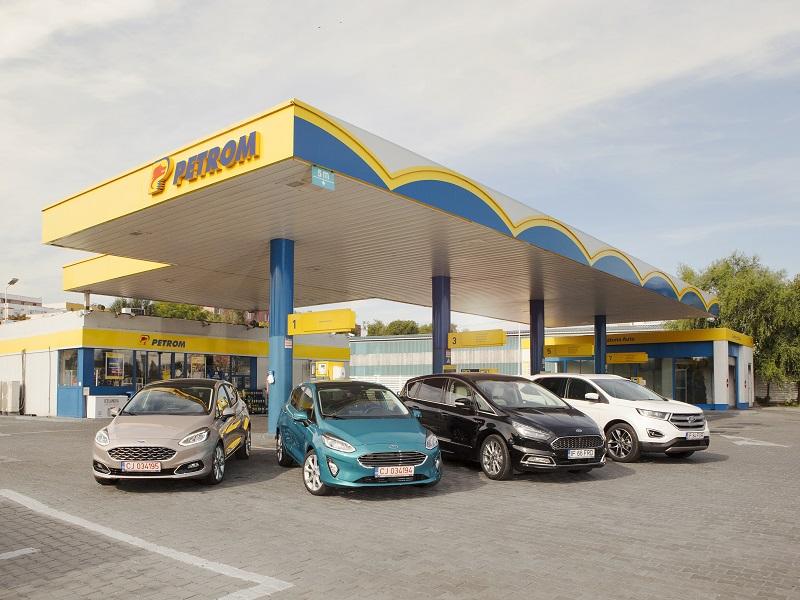 Parteneriat între OMV Petrom și Ford
