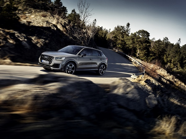 Audi Q2 Goodyear