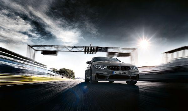 BMW a prezentat noul M3 CS