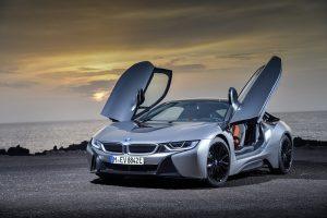 Noile BMW i8 Roadster şi BMW i8 Coupé (14)