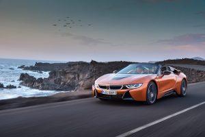 Noile BMW i8 Roadster şi BMW i8 Coupé (2)