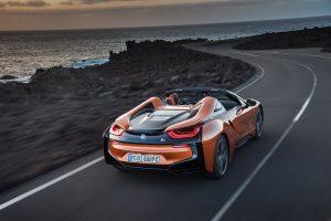 Noile BMW i8 Roadster şi BMW i8 Coupé (3)