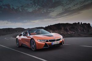 Noile BMW i8 Roadster şi BMW i8 Coupé (4)