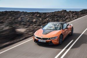 Noile BMW i8 Roadster şi BMW i8 Coupé (5)