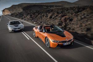 Noile BMW i8 Roadster şi BMW i8 Coupé (6)