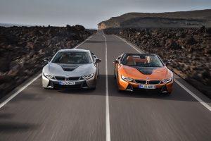 Noile BMW i8 Roadster şi BMW i8 Coupé (7)
