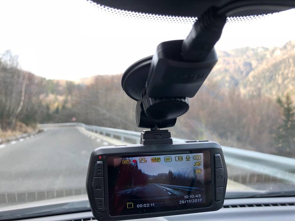 Falcon Electronics: soluția pentru descurajarea șoferilor agresivi poate fi camera video de înregistrare a traficului