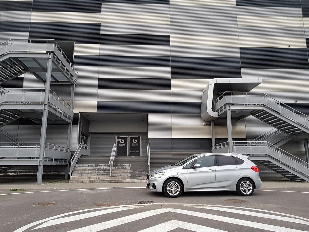 BMW Seria 2 Active Tourer 225e – electrificare extinsă
