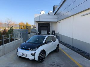 BMW i3 test Bucuresti (2)